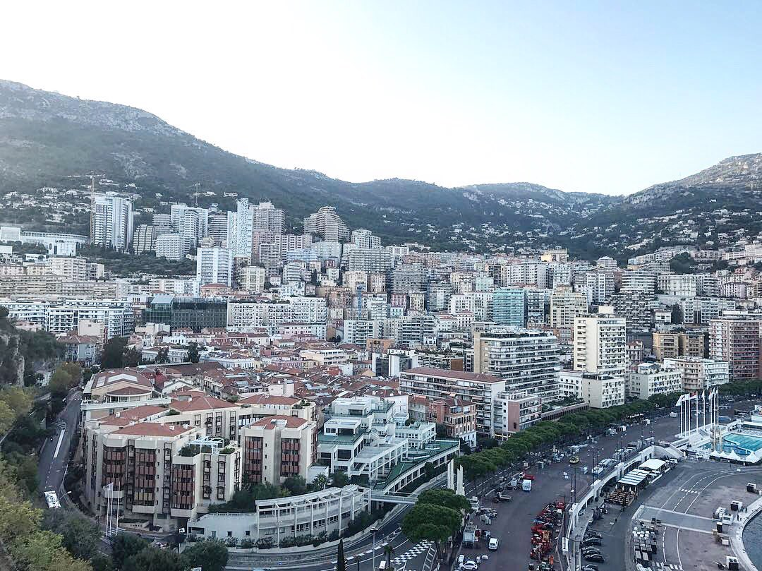 So many buildings on a relatively small land, but always beautiful And that is Monaco&#39;s charm  #monaco #montecarlo #victordemonaco<br>http://pic.twitter.com/19nccXWPIj