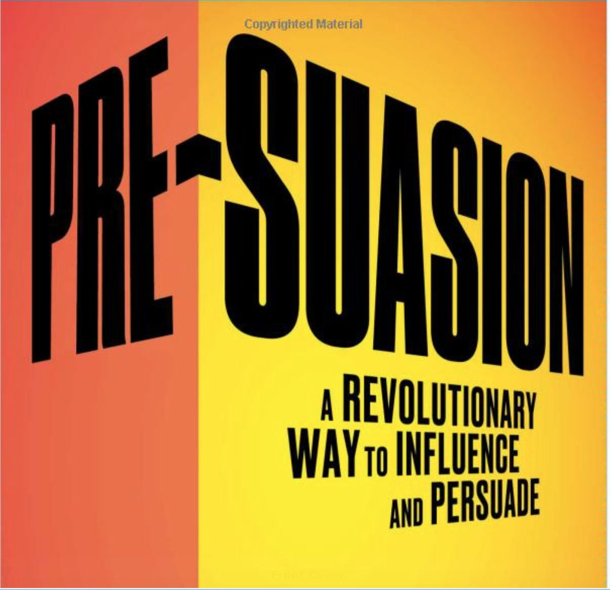 Prepare people to be persuaded, says Robert Cialdini.  http:// bit.ly/2g6CdNy  &nbsp;   #speakingtips #persuasion<br>http://pic.twitter.com/bbzYYMfXka