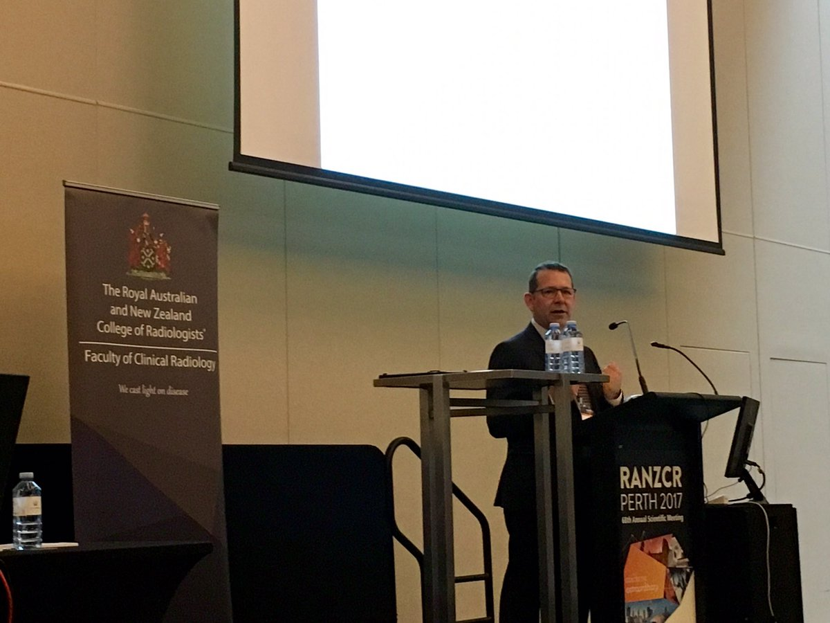Australia&#39;s top expert on #artificial #intelligence @EnricoCoiera separating #fact #hype #RANZCR2017 @RANZCRcollege @InsideRadiology<br>http://pic.twitter.com/nYLseE1CqN
