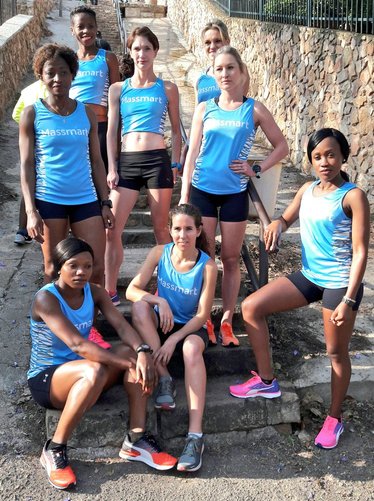 #TeamMassMart coming to a race near you soon! Great photoshoot done &amp; dusted #PrettyTough #running #ultra #ultramarathon <br>http://pic.twitter.com/lzhBe2ENW9