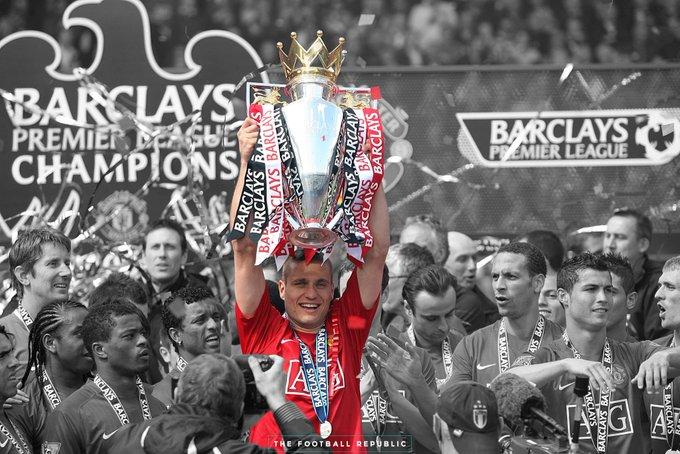 Happy Birthday Nemanja Vidi .  15 for United.  An absolute LEGEND.