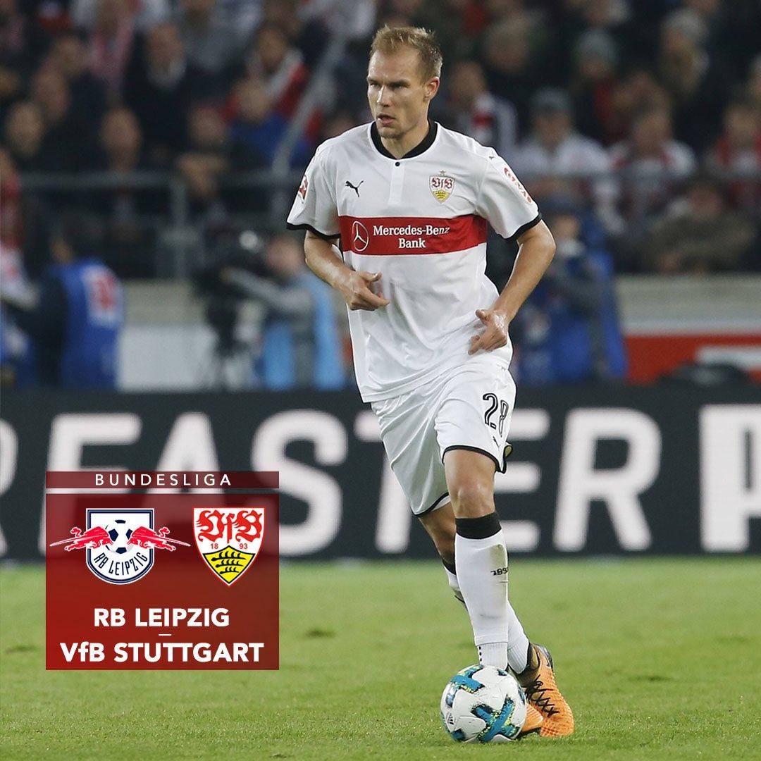 Matchday! 👊🏼⚪️🔴 #RBLVfB #Bundesliga https://t.co/Z4Y72RyIjJ