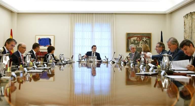 El Consejo de Ministros, reunido para ac...