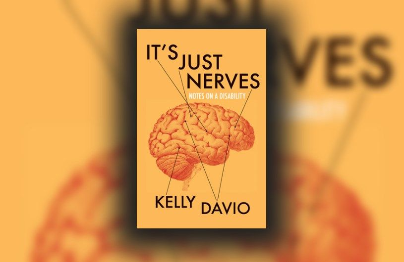It&#39;s Just Nerves should be read by all – #spoonie or not. Because even if you&#39;re healthy, you probably have #ableism  http:// avalinahsbooks.space/its-just-nerve s-kelly-davio/?utm_source=Twitter&amp;utm_medium=Tweet&amp;utm_campaign=It&#39;s%20Just%20Nerves&amp;utm_content=Morning%20tweet &nbsp; … <br>http://pic.twitter.com/6mTR0YZ0Hg