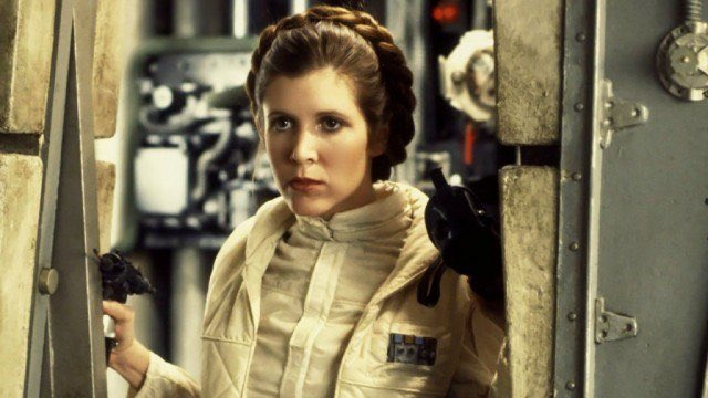 Happy Birthday Carrie Fisher. We will always remember you and what you meant to so many people around the world