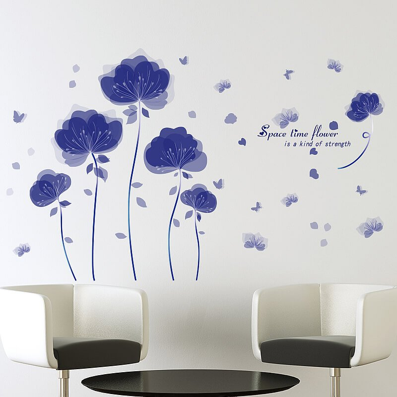 Beautiful #Flowers Wall #Stickers Easy Way To #decor Your #home FREE NEXT  DAY DELIVERY !!! Http://bit.ly/2l2RtA0 Pic.twitter.com/hyEn6GtfEG