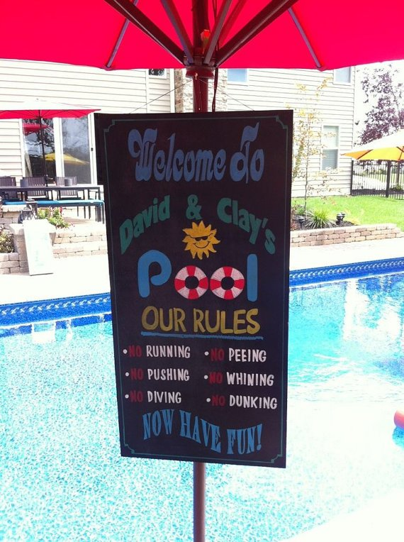 Customized #HandPainted Wood #Pool #Rules #Sign by Glances Back #Vintage @McClainDebby. #PoolParty #Safety  http:// etsy.me/2ojIgUj  &nbsp;   via @Etsy<br>http://pic.twitter.com/TdDEHQ0wuZ