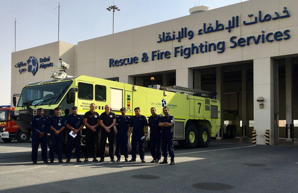 "ERDT ar Twitter: ""Dubai Airport Fire & Rescue Service show"