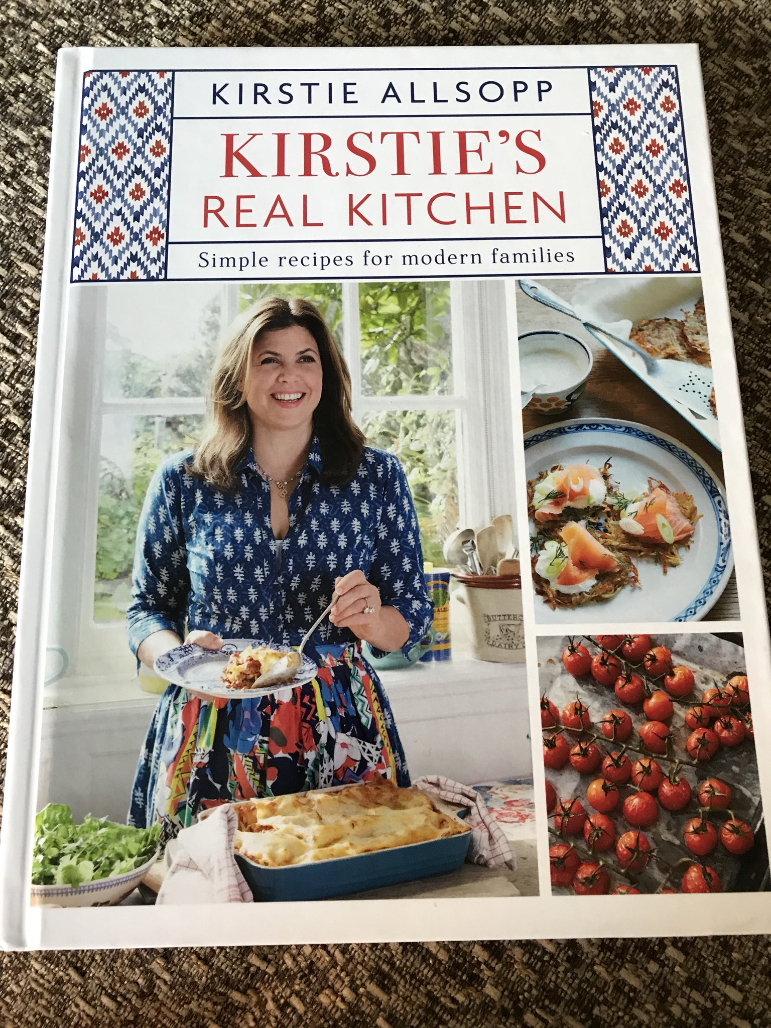 RT @MrsNFG: Birthday present from my Mum @NeceFenn Can't wait to start cooking @KirstieMAllsopp 🤗 https://t.co/9MnLS3G638