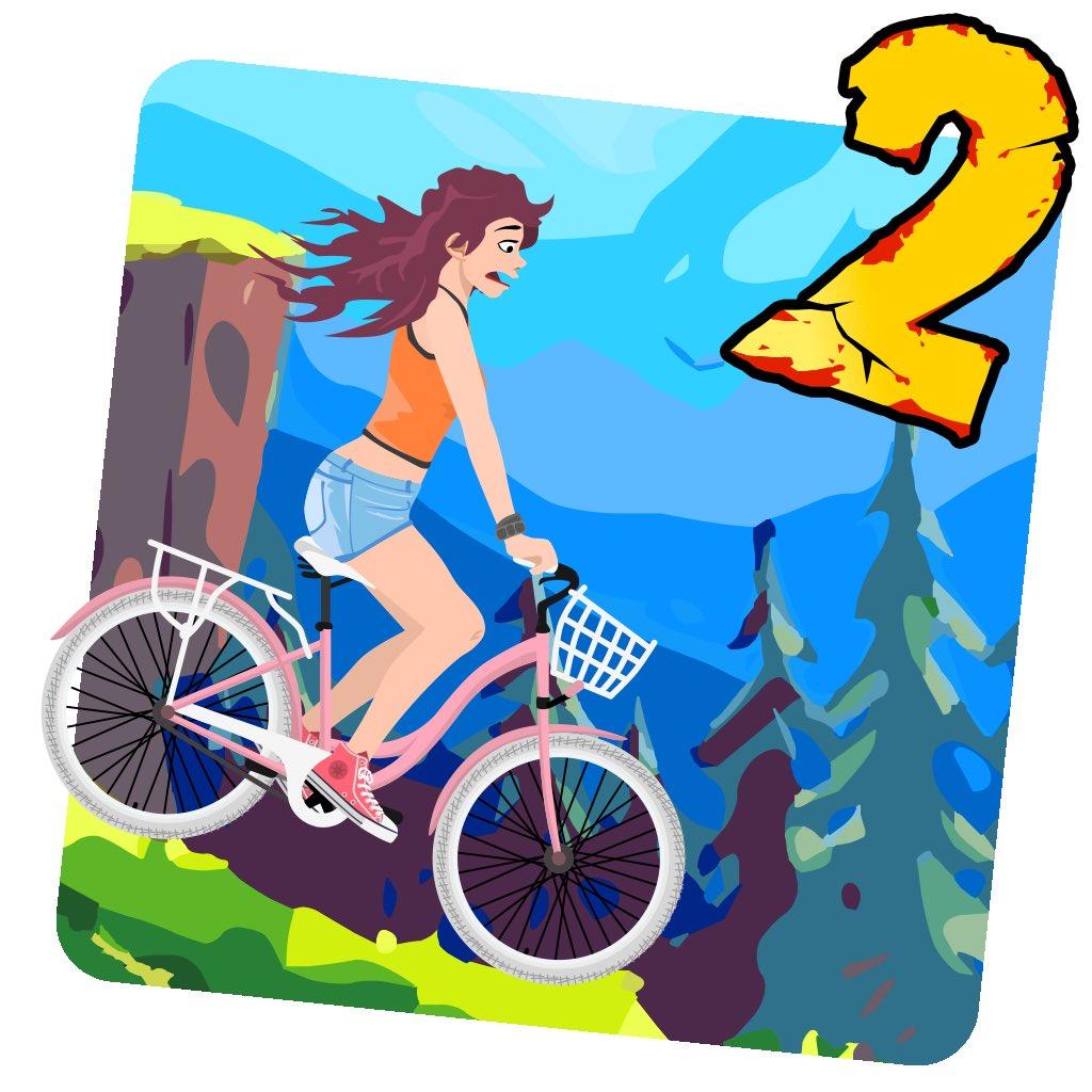 17studio On Twitter Draw Rider 2 Gamedev Indiedev Racing