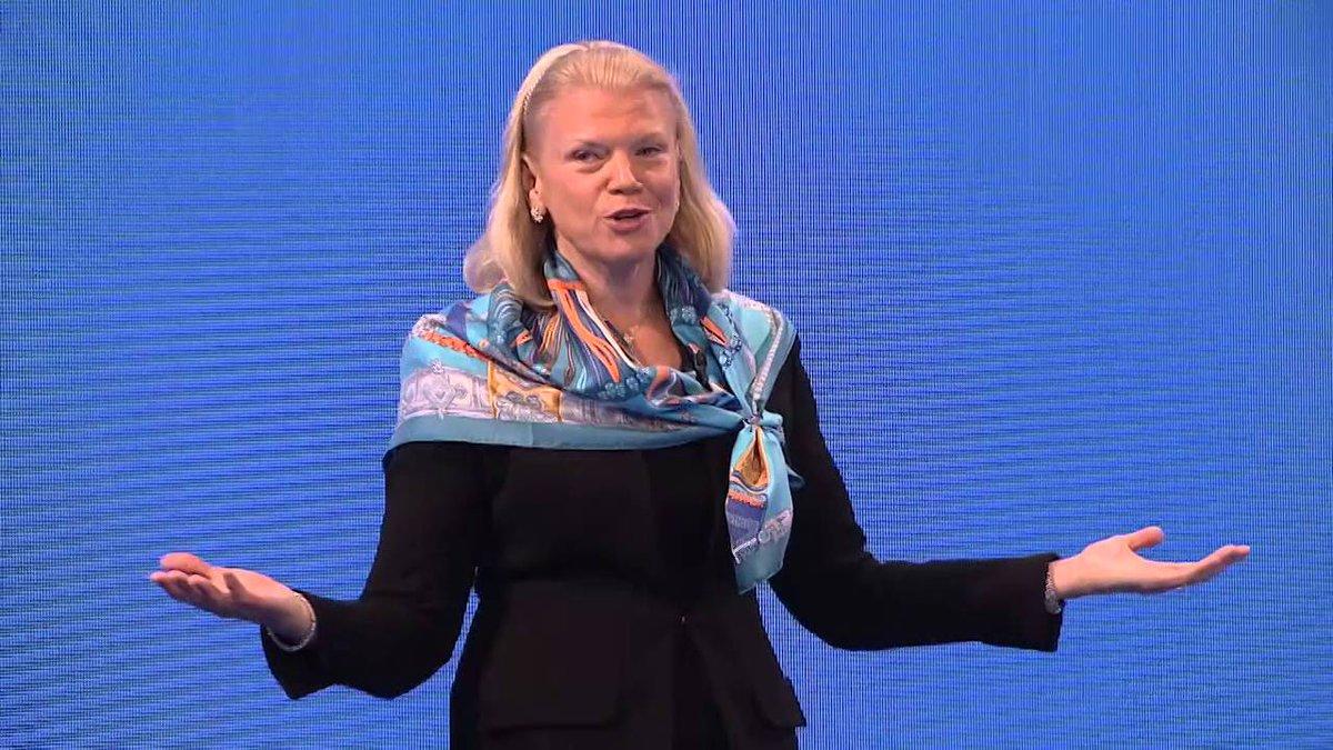 Ginni Rometty is an expert, speaks without PowerPoint.  http:// bit.ly/2yfuruB  &nbsp;   #speakingtips #womenleaders<br>http://pic.twitter.com/uekLDEL46c