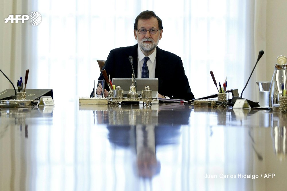 Update Spanish Government Starts Crisis Cabinet Meeting On