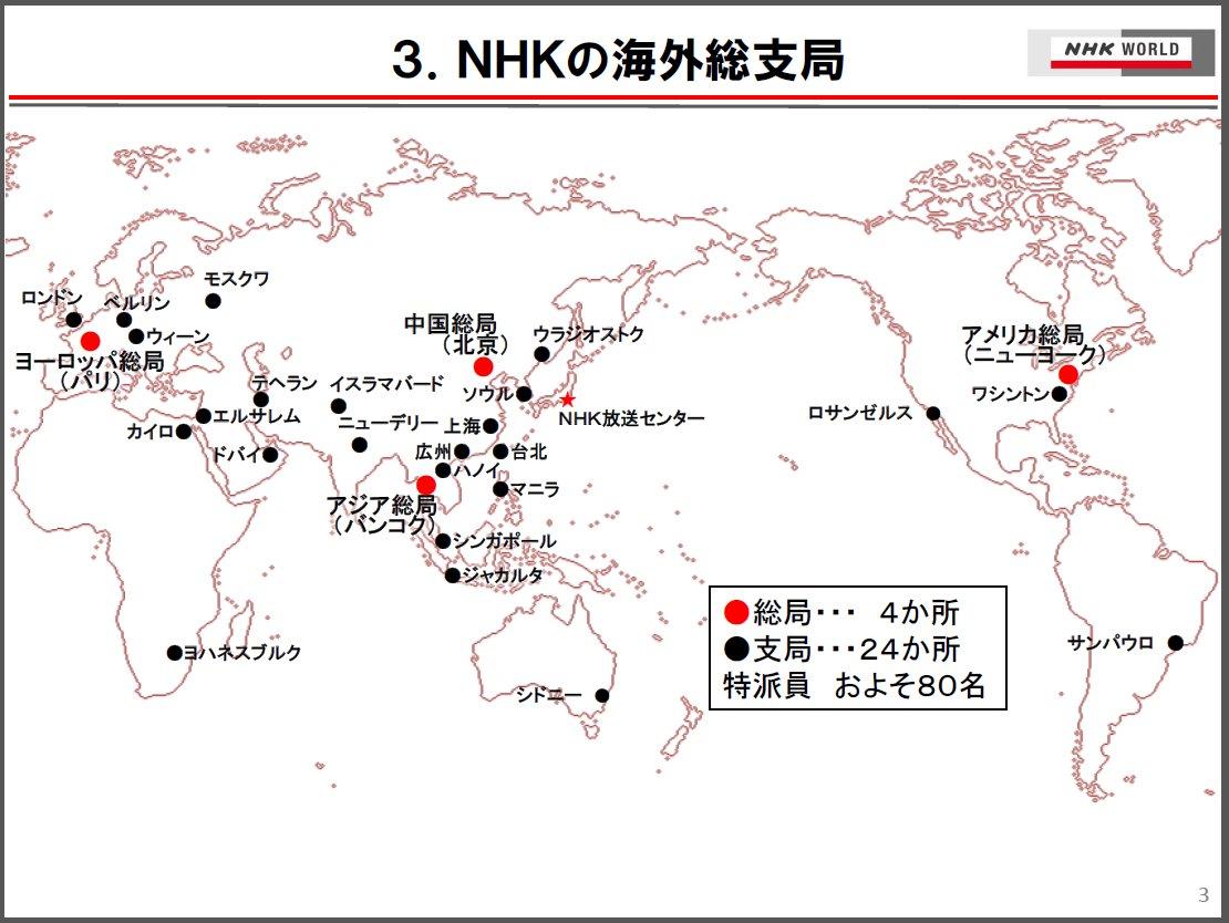 """B4iine on Twitter: """"せっかくなのでNHKがなぜ日本中のニュースを集め ..."""