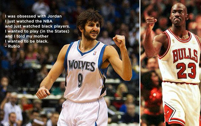 Happy 27th Birthday to Ricky Rubio! Sorry you didn\t get everything u wanted growing up...