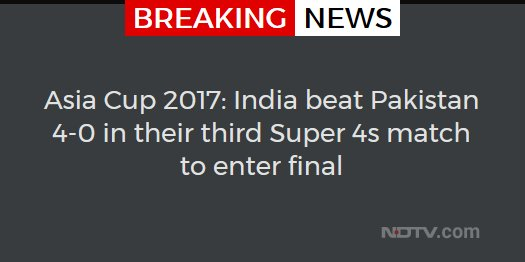 This is a breaking news alert. More details to follow.  #BreakingNews #NDTVNews<br>http://pic.twitter.com/uzoALrd8F2