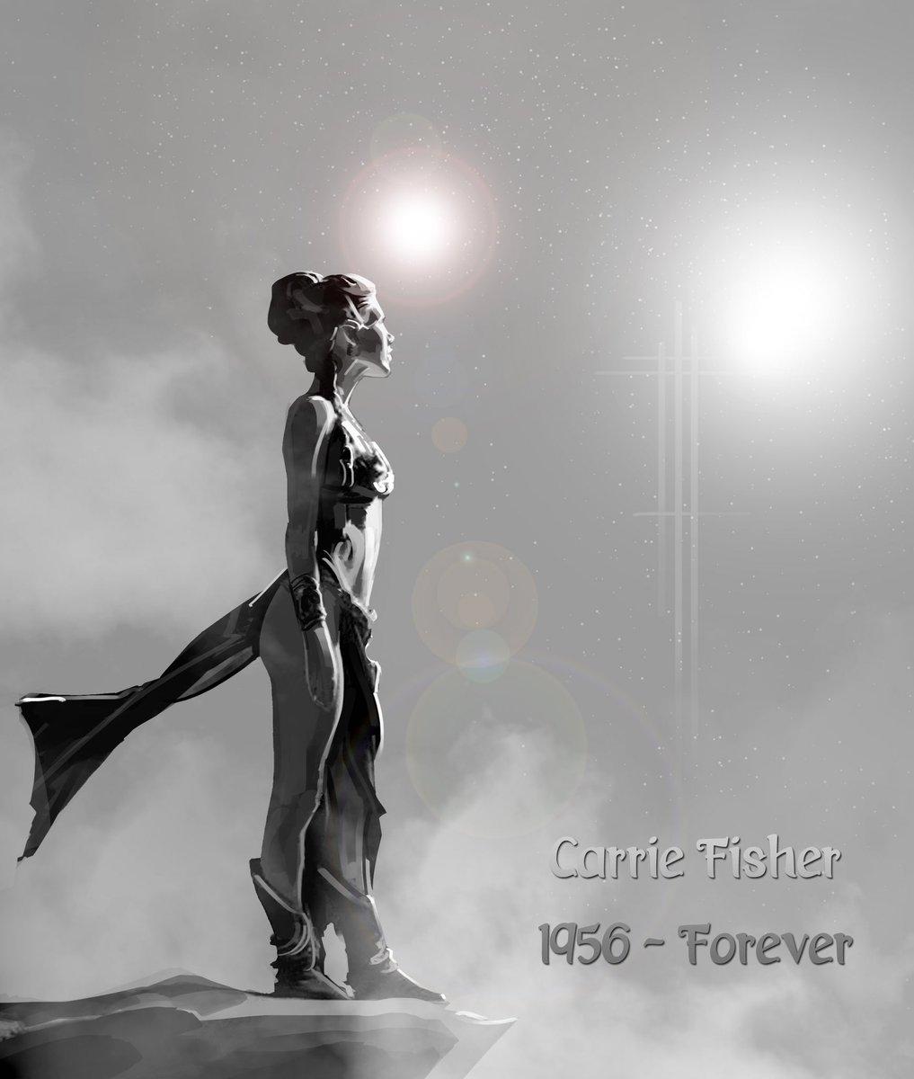 Happy Birthday you beautiful soul!! #CarrieFisher @starwars @realgaryfisher #princessleia #jedi @billielo<br>http://pic.twitter.com/P1EKE8zsul