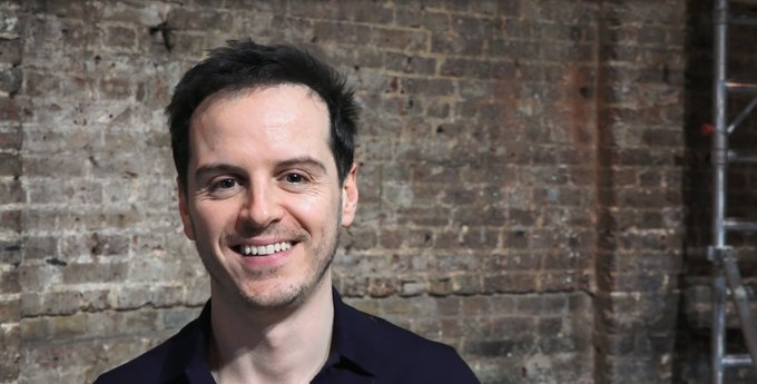 Happy Birthday my dearest & cutest Andrew Scott    Thank you for everything.