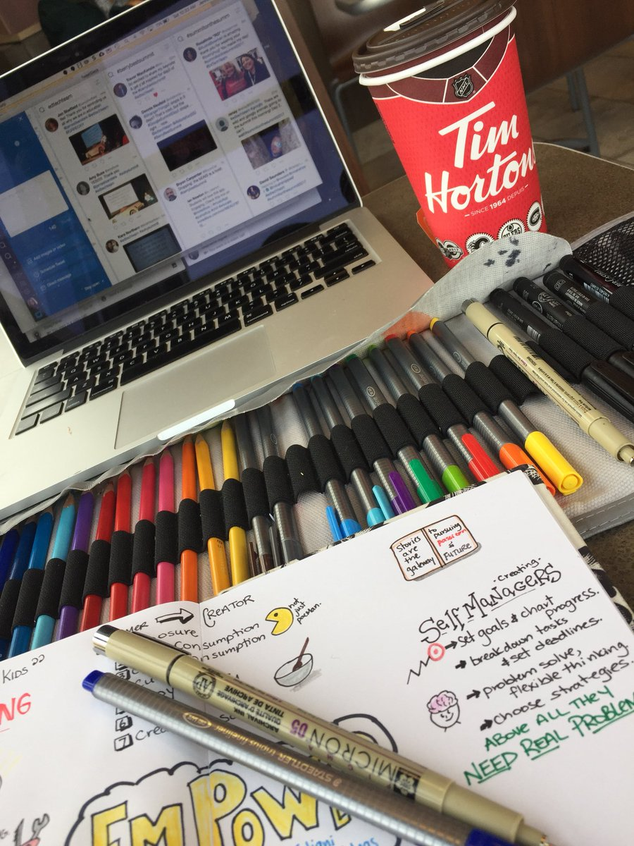 Having some serious #fomo for all the #edtechteam #summits. Remedy: #tweetdeck #tims #sketchnote. #berrybestsummit #summitonthesummit2017<br>http://pic.twitter.com/0sW5URJUnp