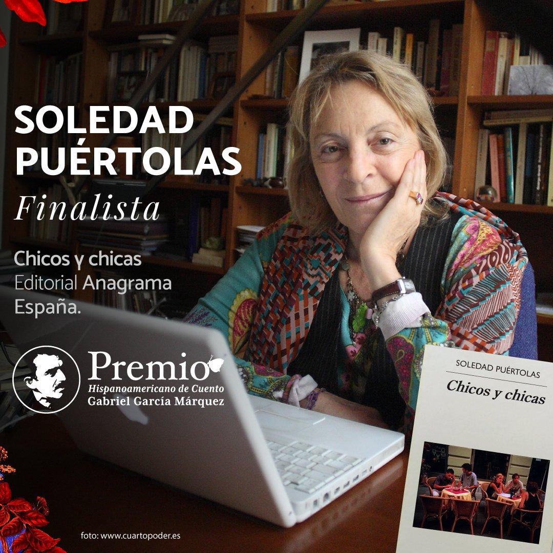 Biblioteca Nacional De Colombia On Twitter Soledad Puértolas Con Chicos Y Chicas Anagramaeditor Es Finalista Del Premiocuentoggm 2017 Lee Un Cuento Aquí Https T Co B8xygmustm Https T Co Z0bxsekyc0