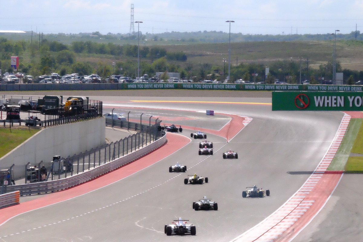 #f4 at COTA for the #USGP<br>http://pic.twitter.com/Ukas6tHEk7