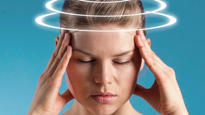 Головокружение и шум в голове при остеохондрозе
