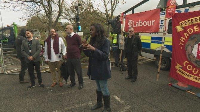 'Minor scuffles' as EDL march through Peterborough https://t.co/jWjV42fSvk