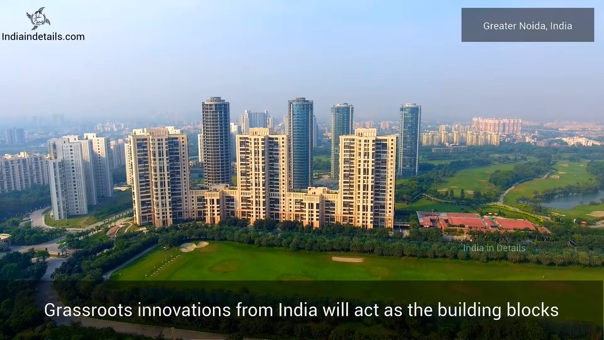 #Grassroots #Innovations from #India will act as the building blocks: #KarolinaGoswami #Innovation #SDG9  https:// youtu.be/aKW-EBgFDAk  &nbsp;  <br>http://pic.twitter.com/IphJGyV6TM