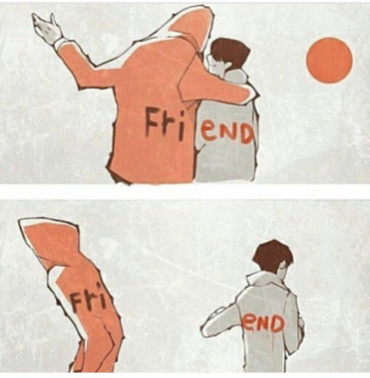 ถ้าคิดแค่เพื่อนกันก็จะเป็นเพื่อนกันตลอดไ...