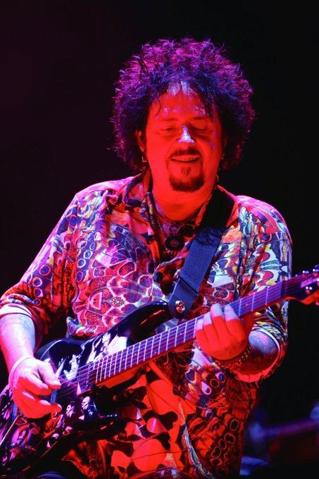 Please join us in wishing Steve Lukather Happy Birthday!!!