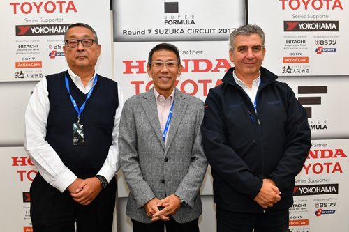 Brand new Dallara @SUPER_FORMULA announced in #Suzuka.  https://www. dallara.it/wps/portal/en/ media/News/!ut/p/a1/jY9dC4IwFIZ_SxfeuqMrG90JiaEEKZS2m1hkOphzbCv_fgu6Efo6dy88z8t5EUU1opLdecssHyQTz0yjEybbJMhzyNIoJBCnB5yTdBEs96EDjg6ADxfDL79CdIpAslk7r8RJUhQhCfF3AMr5C_jyQ_bHilieMWkR1c210Y32b9qt76xVZuWBB-M4-hcmBNPM59ZlZTxQg7ZMeNDIVnDTvavpBmNRPbWR6mvgu74iJp49AHzXORM!/?1dmy&amp;urile=wcm%3apath%3a/Dallara+EN/Dallara/home/media/News/Content/Announced-Plans-for-Super-Formula-2019-Chassis#.WesxMcZx0-U &nbsp; … <br>http://pic.twitter.com/HKi8eGQuCb