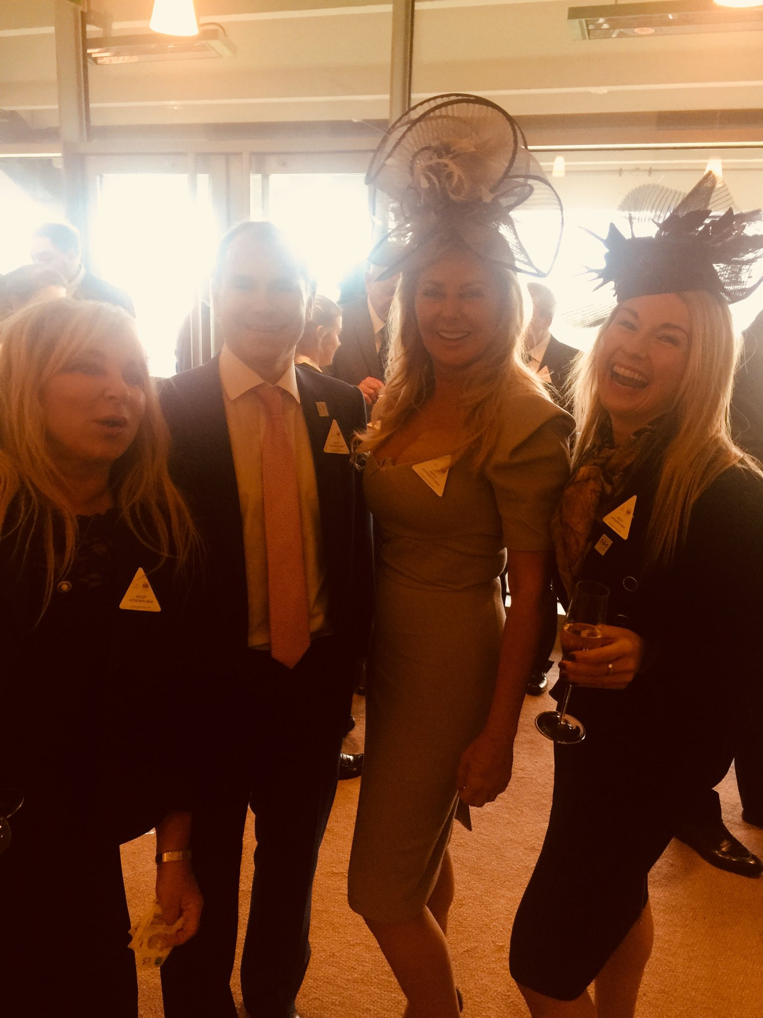 with buddies @alexinaholt @Ascot  @ChampionsSeries https://t.co/WFWg5oXWS7