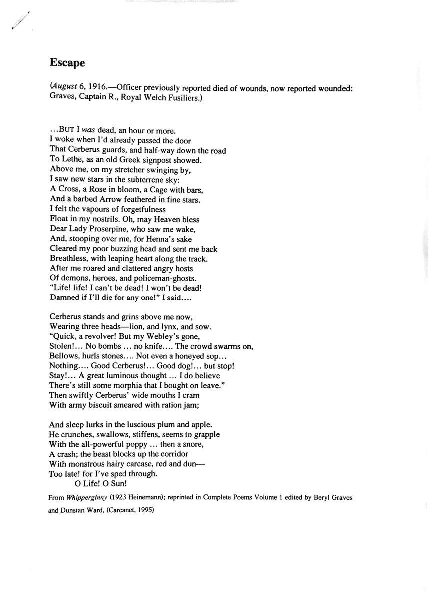 Robertgravessociety On Twitter Robert Graves Poet Of Love