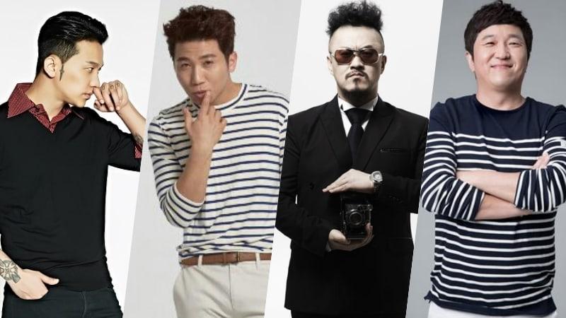 Kush, Yoo Se Yoon, Defcon, And Jung Hyun...