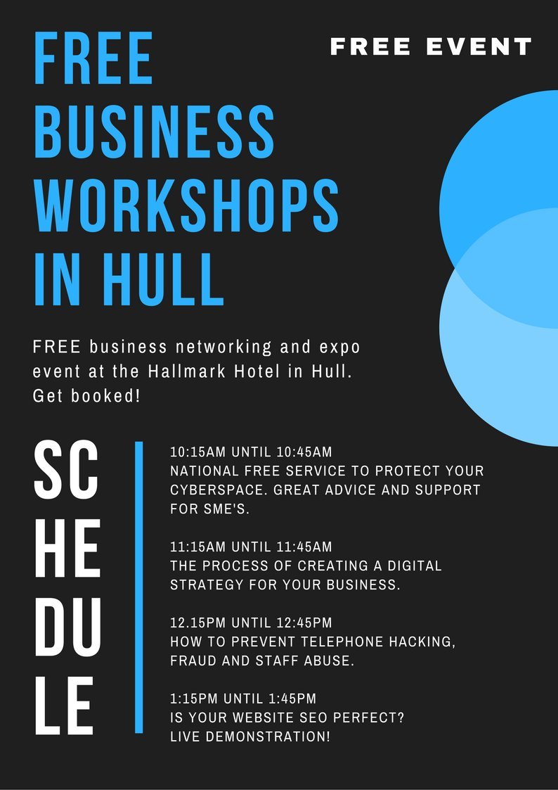 Live website SEO demo in Hull, Leeds &amp; York  https://www. eventbrite.co.uk/e/free-busines s-fair-networking-event-in-hull-with-free-marketing-workshops-tickets-26278169713 &nbsp; …  #b2b #b2c #networking #york #SMEs #yorkshire #ukbiz<br>http://pic.twitter.com/FKD8ubKfhK