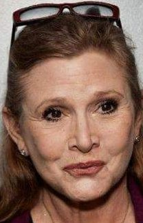 Happy! Birthday! Carrie! Fisher! Prayers.Sent.