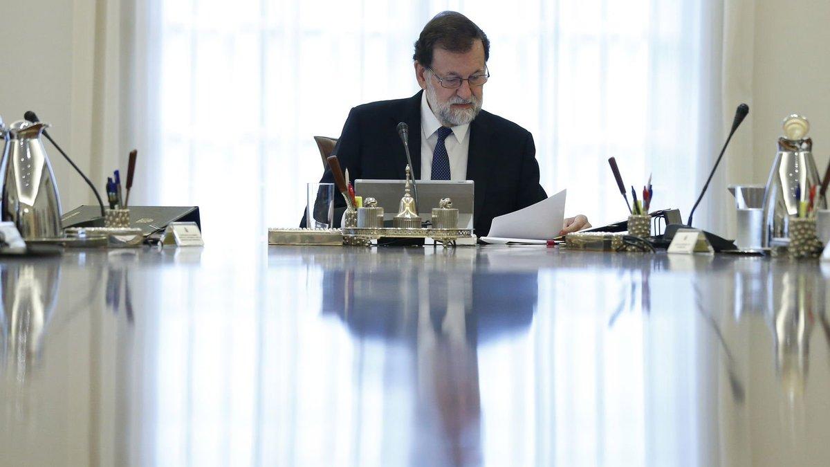 ÚLTIMA HORA | Rajoy cesará a Puigdemont...