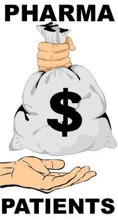 Very Few Patient Groups ***Don't*** Take #Pharma Money  http:// sco.lt/5I5smn  &nbsp;  <br>http://pic.twitter.com/HUe1miQV10