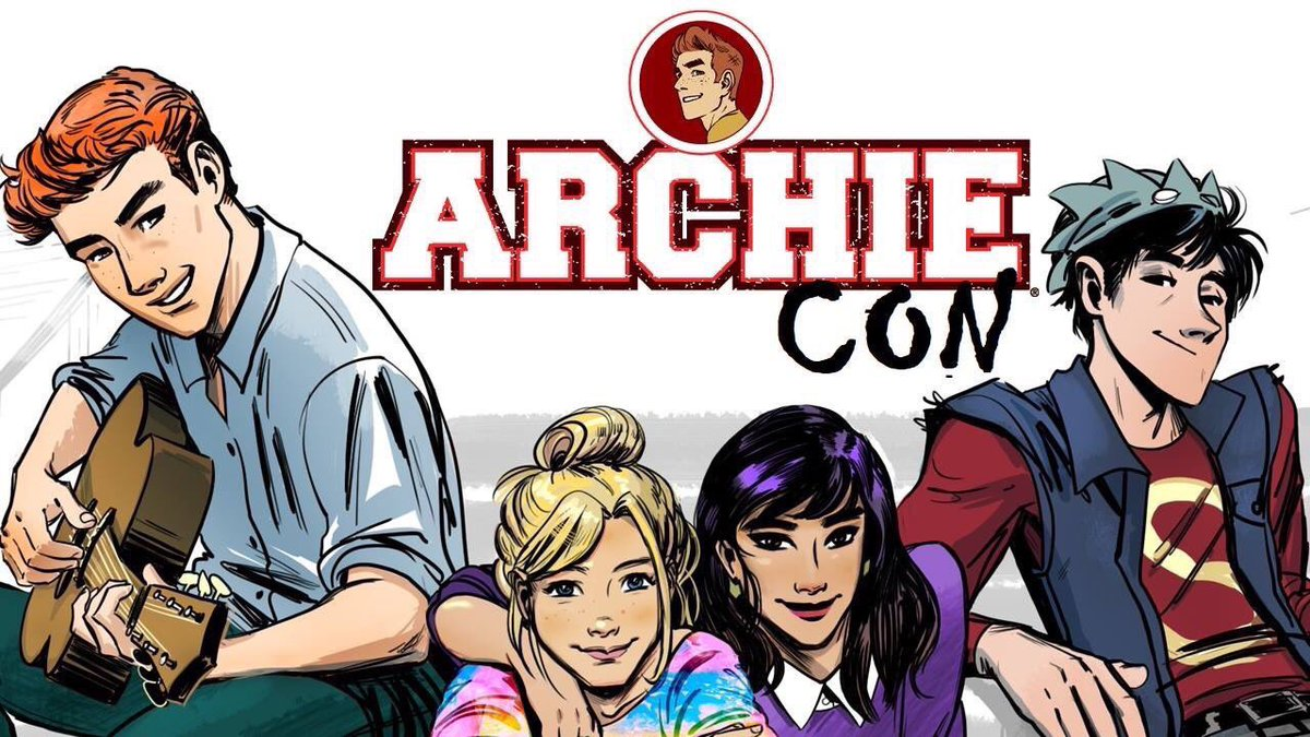 We can announce guests of #Riverdale  for #event #ArchieCon ANYTIME between now &amp; dates of the event   http://www. klzevents.com/archiecon/en  &nbsp;   Stay tuned! <br>http://pic.twitter.com/gSZiCgvEaX