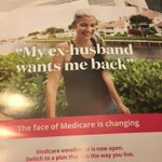 I have so many questions about why this is aetnas Medicare campaign.