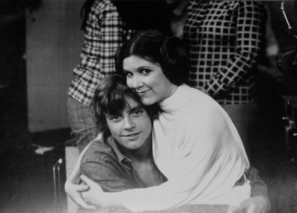 Happy Birthday, Carrie Fisher! We will always miss you.