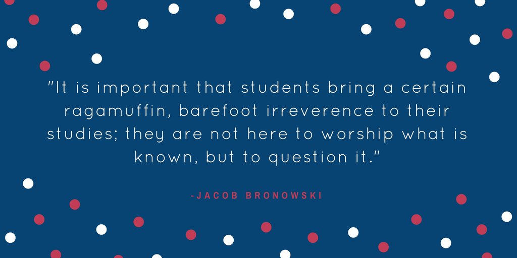 If your students are asking tons of questions, you&#39;re doing something right. #edchat #students #education #whyiteach #teachers #teaching<br>http://pic.twitter.com/jp7tDleCfE