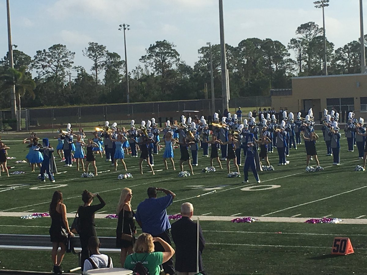 Cougar pride sounded great today at Marching MPA 2017 @BCHSCougarBand @CollierFineArts #music #ccpssuccess<br>http://pic.twitter.com/ACHobcWPIt