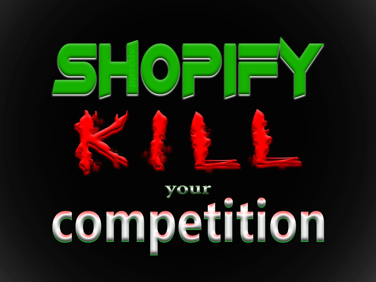 Kill your competition with Shopify VIRAL promotion  https://www. fiverr.com/whitehatseo10/ kill-your-competition-with-shopify-viral-promotion &nbsp; …  #Shopify #Promotion #Fiverr<br>http://pic.twitter.com/eBAJ3NxF7F