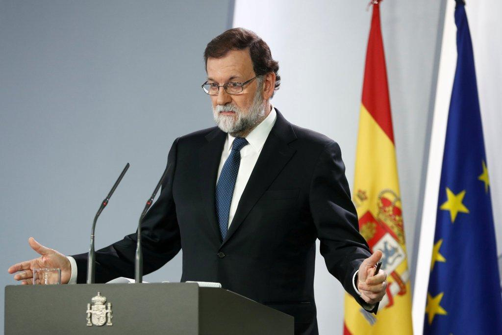 Rajoy IMPEDIRÁ la independencia de #Cata...
