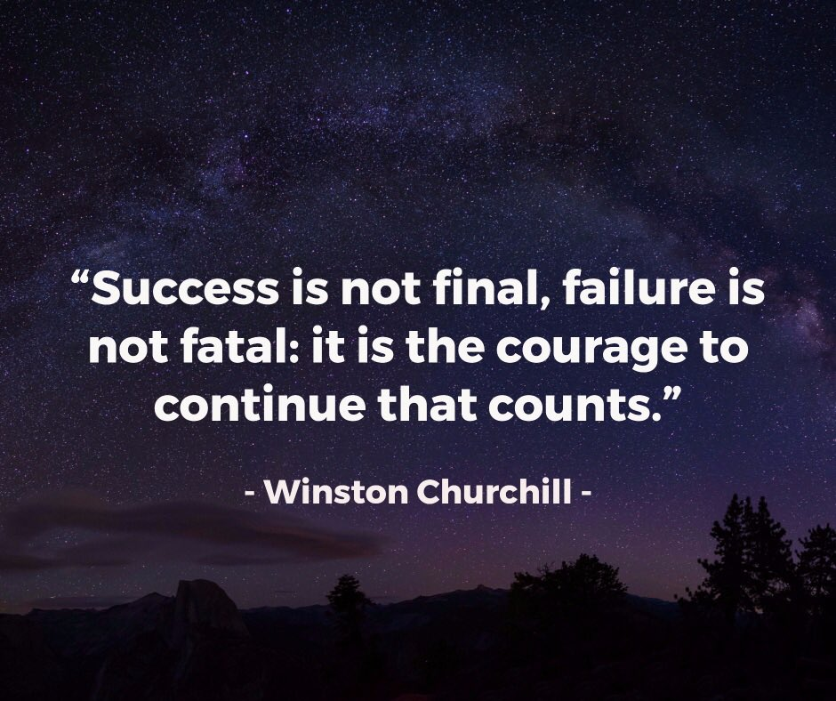 Winston Churchill. Talking about coping with failure, resilience and lifelong learning, whether he knew it or not.   #ICRE2017 #MedEd <br>http://pic.twitter.com/a1PzvT11fg