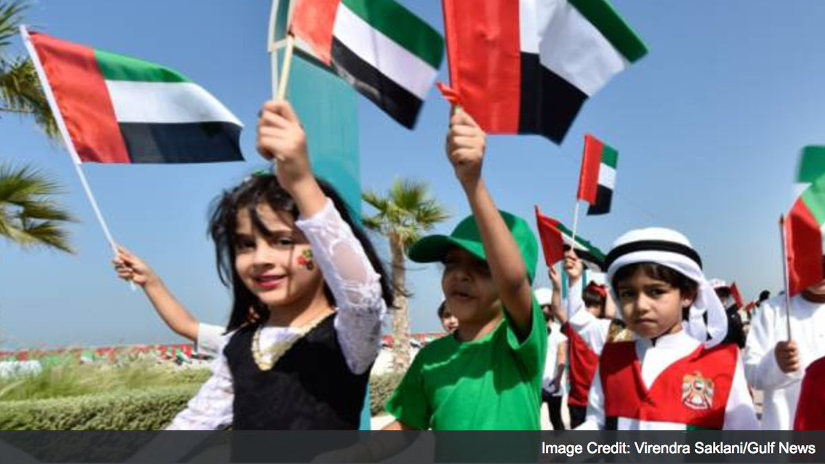 The #UAE Ministry of Cabinet Affairs and the Future has announced #FlagDay celebrations to take place on November 2  http:// bit.ly/2yWVr3m  &nbsp;  <br>http://pic.twitter.com/SkmdbcqQGk