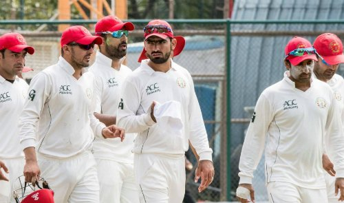 #Afghanistan Cruises To Innings Victory Over Hong Kong https://t.co/STqIJLo0W9