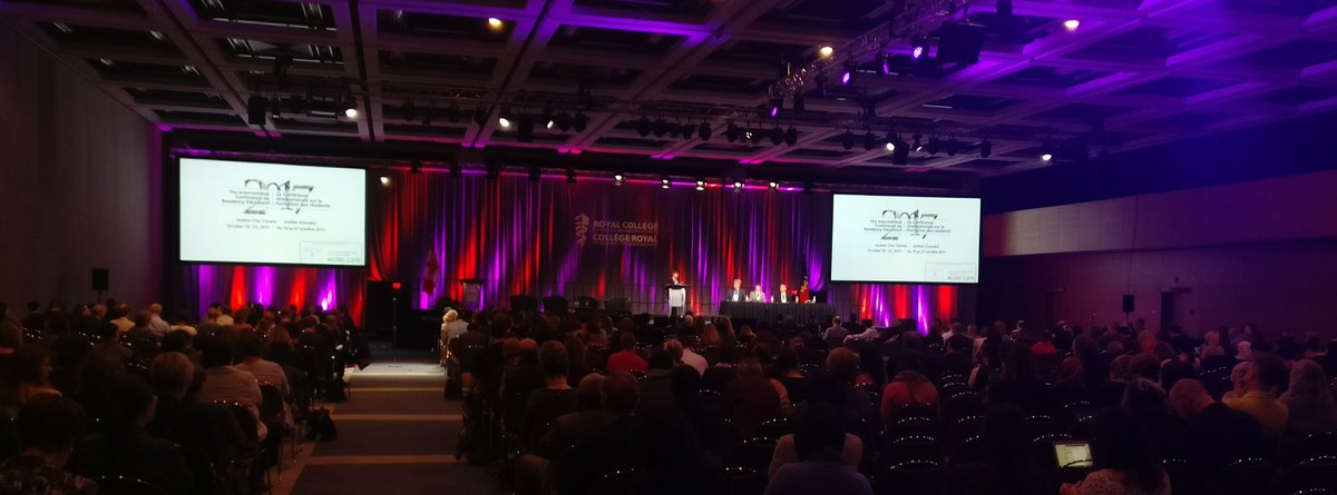 Full house for @JournalofGME #ICRE2017 Top Research session! #MedEd <br>http://pic.twitter.com/AOyf1Locw4