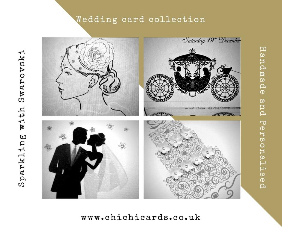 Check out our stunning #Wedding range of #Handmade #Personalised cards sparkling with #Swarovski  #Crafturday #UKbiz  https://www. chichicards.co.uk/wedding-cards  &nbsp;   <br>http://pic.twitter.com/6Kas0PPos8