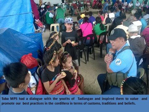 #Engagement with the youth@RDPROCordillera  @PRO_Cordillera @rwinp88  @PNPBenguet @FloranteCamuyot<br>http://pic.twitter.com/BSiU1IWZ3T